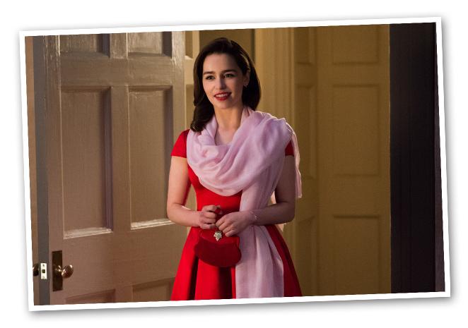 Emilia Clarke, derrocha ternura, personalidad, alegría y color a través de su peculiar estilo, el cual luce sin ningún tipo de complejos