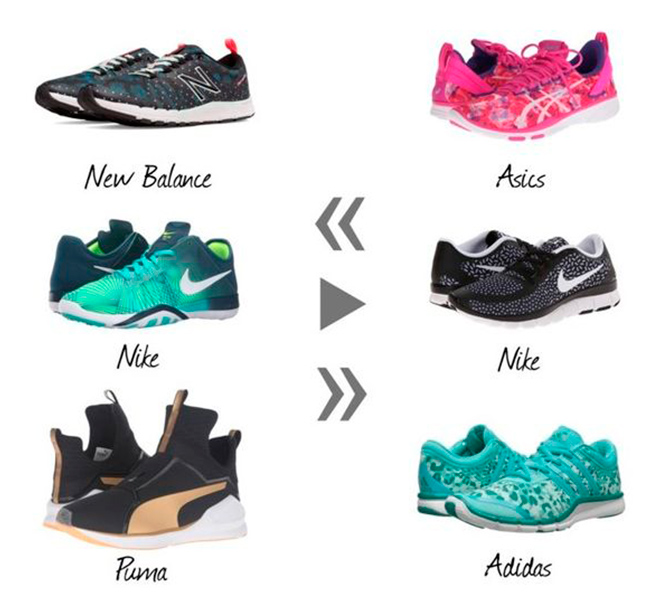 Prendas It: Zapatillas training
