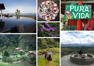 Un recorrido hotelero por Costa Rica