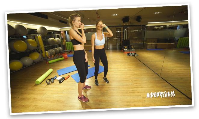 Fase 3: Hipopresivos Low Pressure Fitness