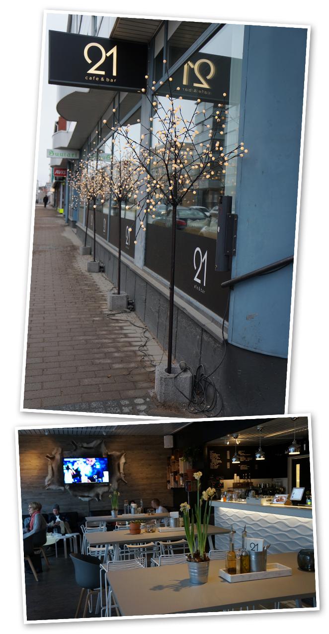 Café &Bar 21