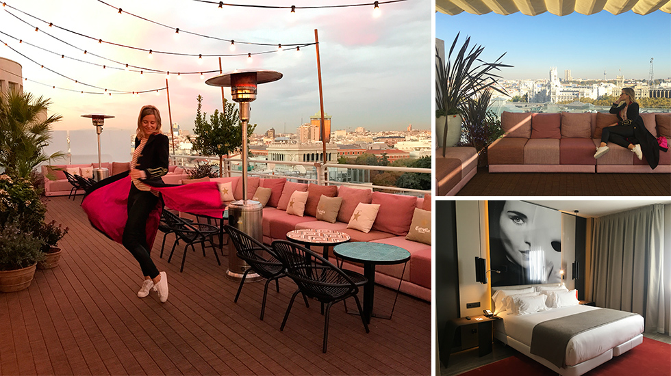 Nh Collection Madrid Suecia Un Hotel Con Mucho Estilo