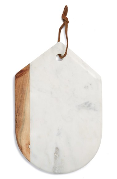 Thirstystone - Tabla de cortar con mármol