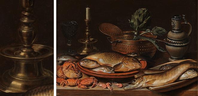 MUSEO DEL PRADO. El arte de Clara Peeters.
