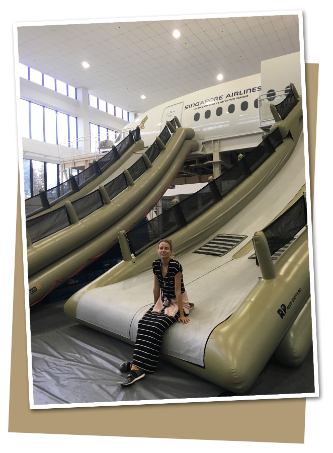 La visita al Centro de Formación que Singapore Airlines tiene abierto desde 1993 en su ciudad base, Singapur, nos hizo descubrir muchos de los secretos mejor guardados de esta gran aerolínea, considerada como una de las mejores del mundo