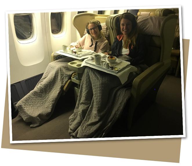 Todos estos aspectos en su conjunto hacen que volar en Singapore Airlines sea una experiencia en sí misma que merezca la pena vivir al mismo nivel que viajar a muchos de los destinos a los que esta estupenda aerolínea llega