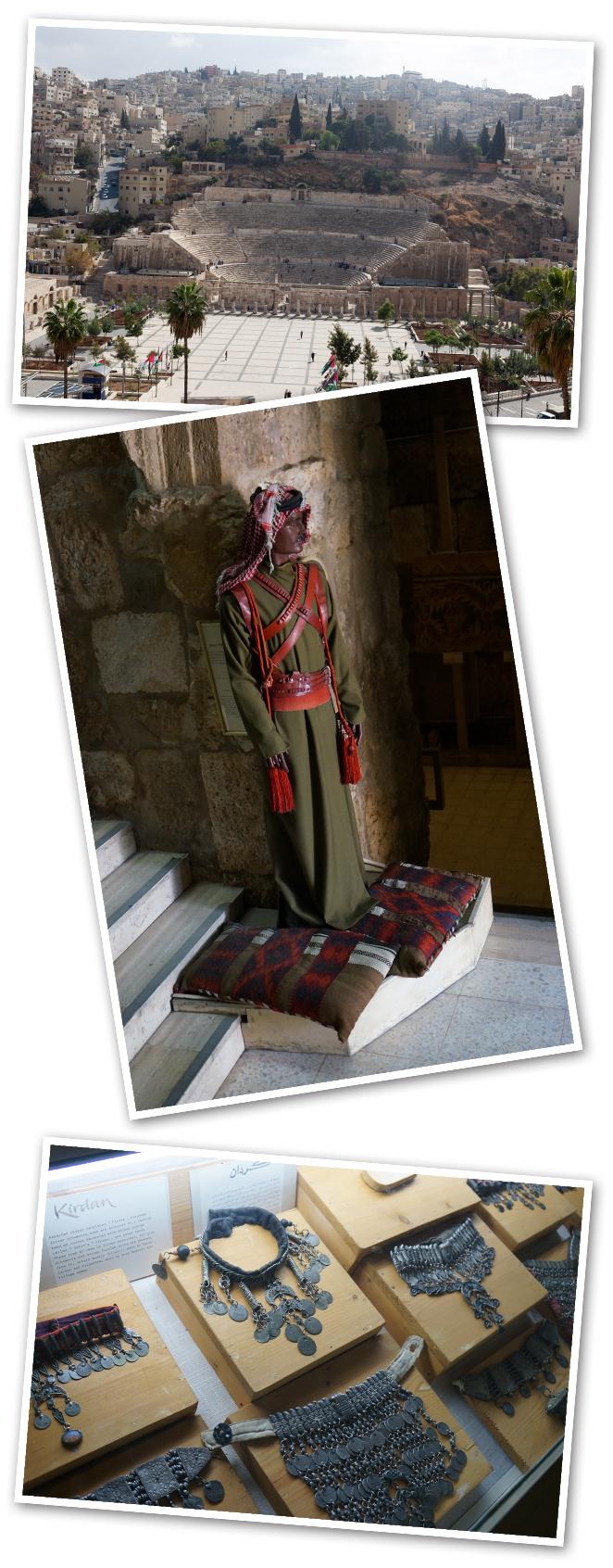 Museo del Folclore Jordano y Tradiciones Populares y Museo Nacional de Jordania