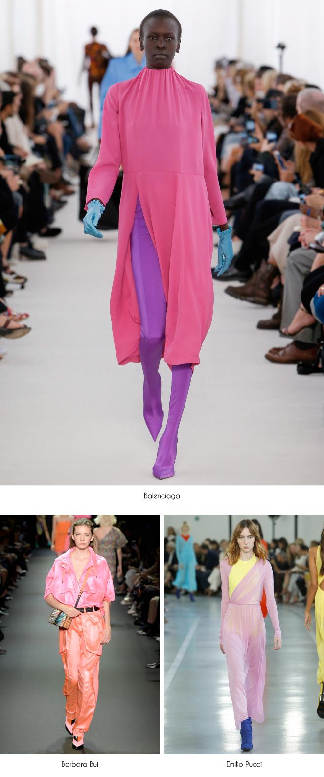 Rosa: Colorblocking