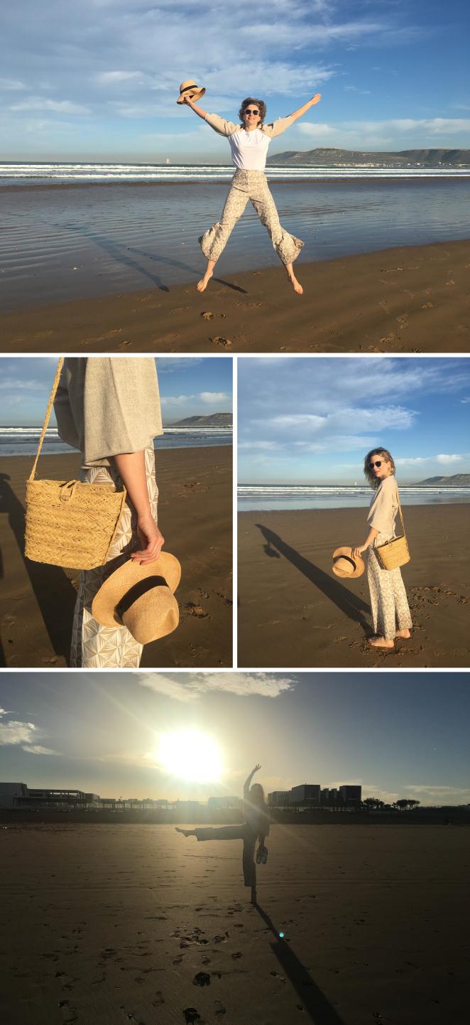 Además de poder conocer todo este proceso, me encantó descubrir Agadir que es una ciudad que se encuentra al borde del mar y que cuenta con espectaculares playas, en las que se puede dar relajantes paseos y de maravillosos baños de mar, aunque en esta ocasión no tuve mucho tiempo para ello.