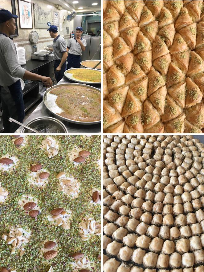 Habibah y la pastelería Zalatimo