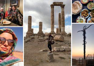 Descubriendo Jordania