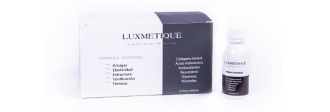 Luxmetique fórmula antiedad