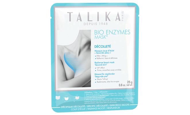 "Bio Enzymes Mask de Talika. Mascarilla resplandor ""Segunda piel"""