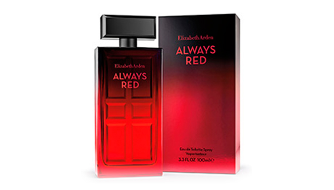 Always Red de Elizabeth Arden