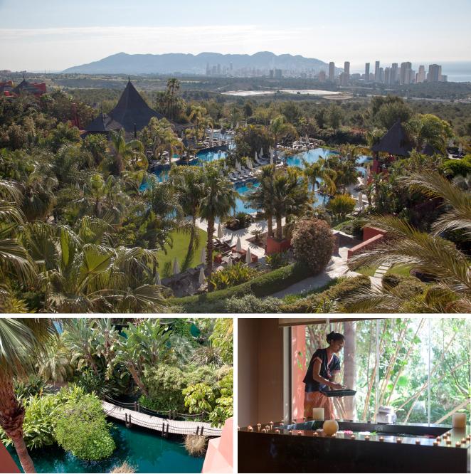 Asia Gardens Hotel & Thai Spa es uno de los lugares míticos escogidos por los viajeros más top, que quieren disfrutar de una escapada única en un ambiente selecto sin salir de España