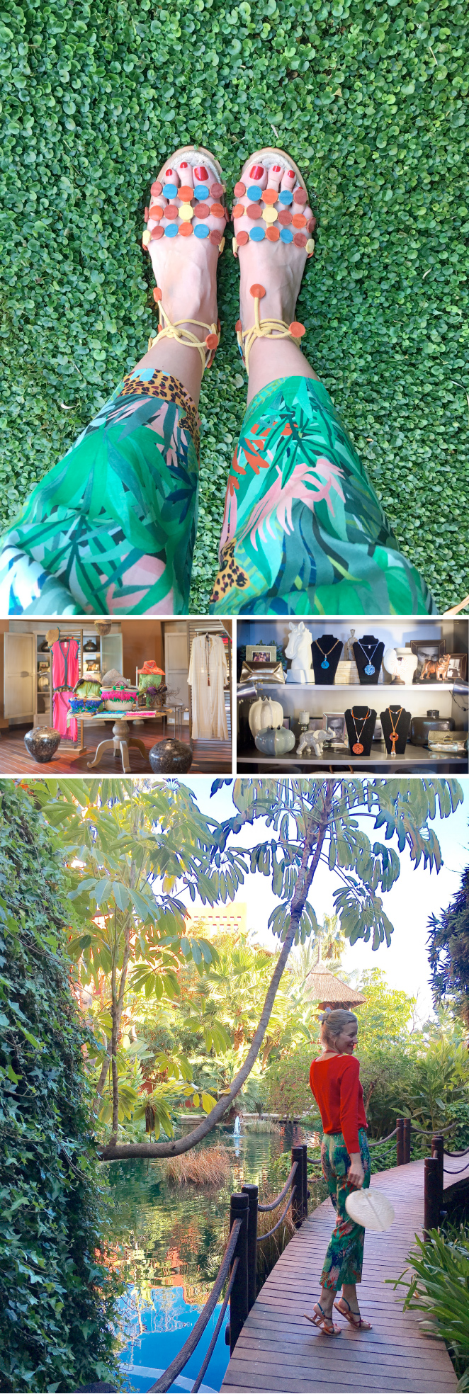 Resulta difícil dejar esta terraza, pero Asian Gardens es un paraíso del que merece la pena explorar cada detalle, así que me lanzo a conocer todos los rincones del hotel y a hasta su preciosa tienda donde se encuentras prendas y accesorios con mucho estilo.