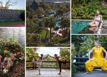 72 horas en el paraíso zen de Asia Gardens
