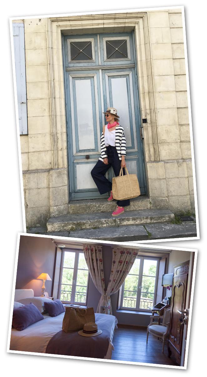 """La Rochelle, ciudad de sal y vino, fue la siguiente parada de nuestro viaje. Allí, nos alojamos en """"Entre Hôtes"""", un precioso Bed & Breakfast, concepto de alojamiento conocido allí con el nombre de """"Casa de Huéspedes"""". La verdad es que es una experiencia diferente donde puedes descubrir el estilo de vida de cada destino y su gente, ya que los dueños te abren las puertas de su casa para hacerte sentir parte de ella."""