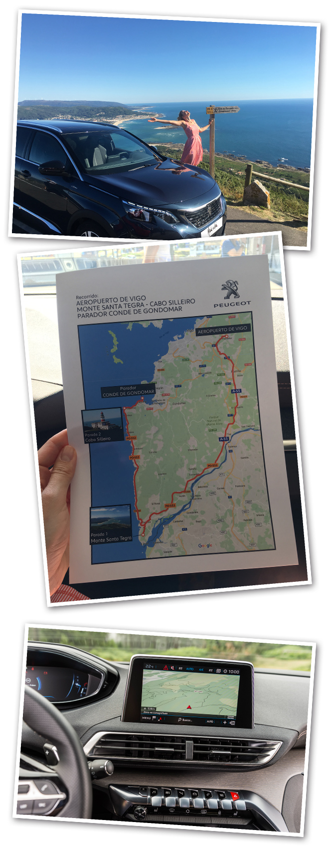 Escapada a Galicia e Islas Cíes