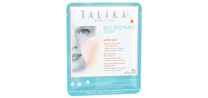 Bio Enzymes Mask After Sun de Talika