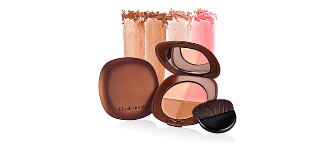 Tropical Escape Color Collection Forever Bronze Bronzing Powder de Elizabeth Arden