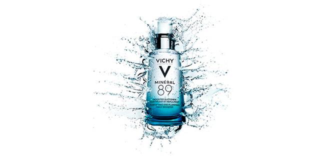 Agua termal Minéral 89 de Vichy