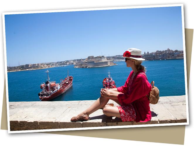 Malta, paraíso del Mediterráneo