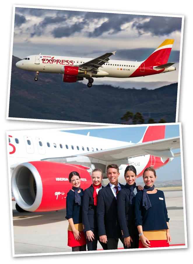 Desde Madrid a Malta hay varios vuelos semanales en Iberia Express.