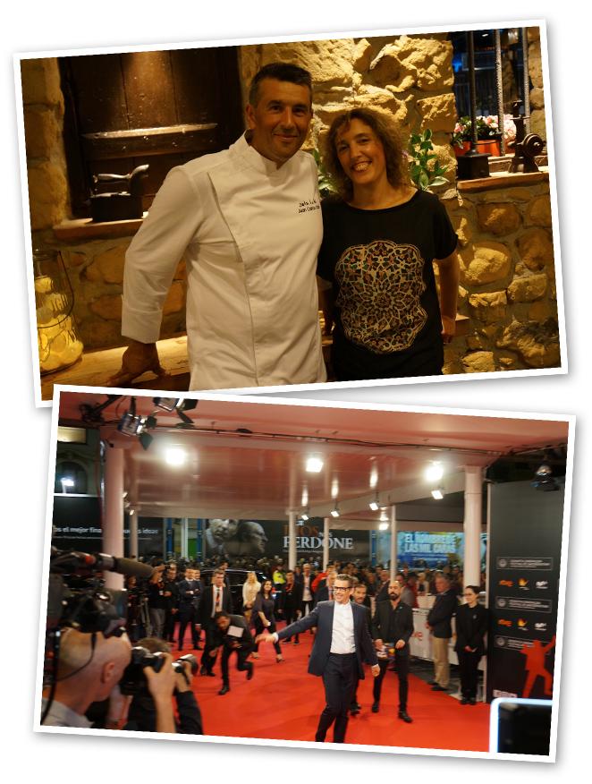 Zelai Txiki. Es un conocido restaurante de San Sebastián que abrió sus puertas hace ya casi 20 años