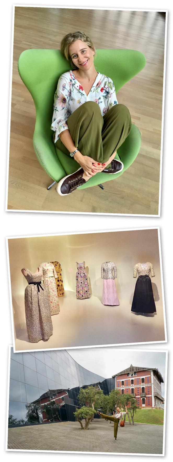 """En Getaria también es imprescindible la visita al Museo Balenciaga, ubicado en el Palacio Aldamar (S.XIX) que fue la antigua residencia de los Marqueses de Casa Torre, los cuales apoyaron mucho al diseñador en su época. El Museo recoge una colección de unas 1.200 prendas que demuestran que Cristóbal Balenciaga fue el creador de moda más significativo internacionalmente que ha nacido en nuestro país. Christian Dior denominaba a Balenciaga como """"el maestro de todos nosotros"""" y Coco Chanel prefería calificarlo como """"el arquitecto de la Alta Costura"""""""