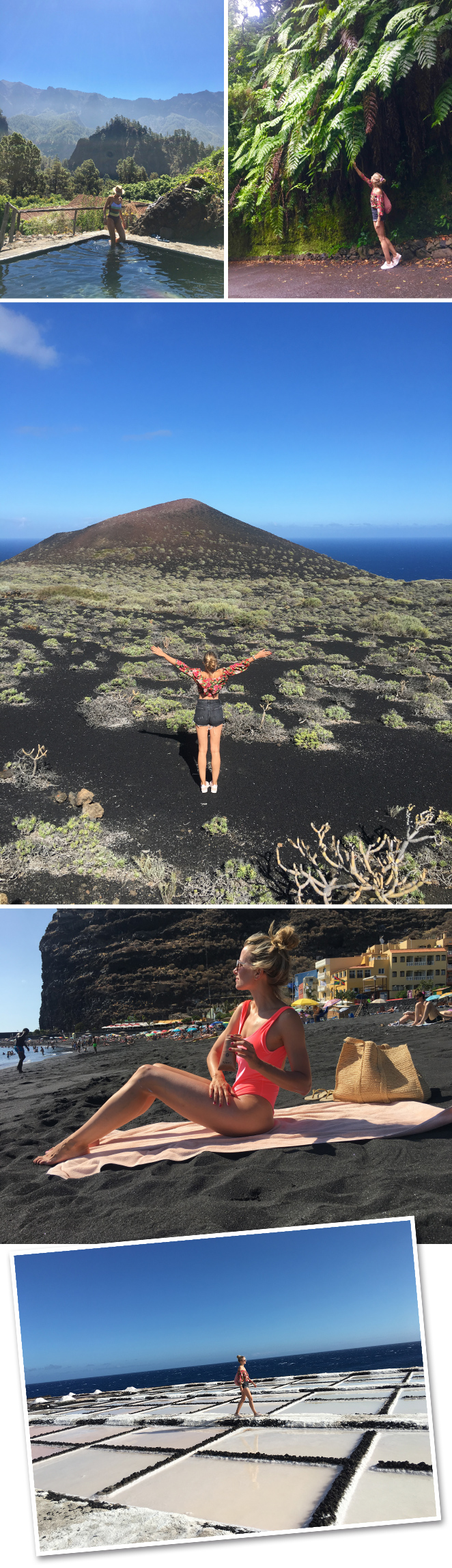 La Palma, una isla de contrastes