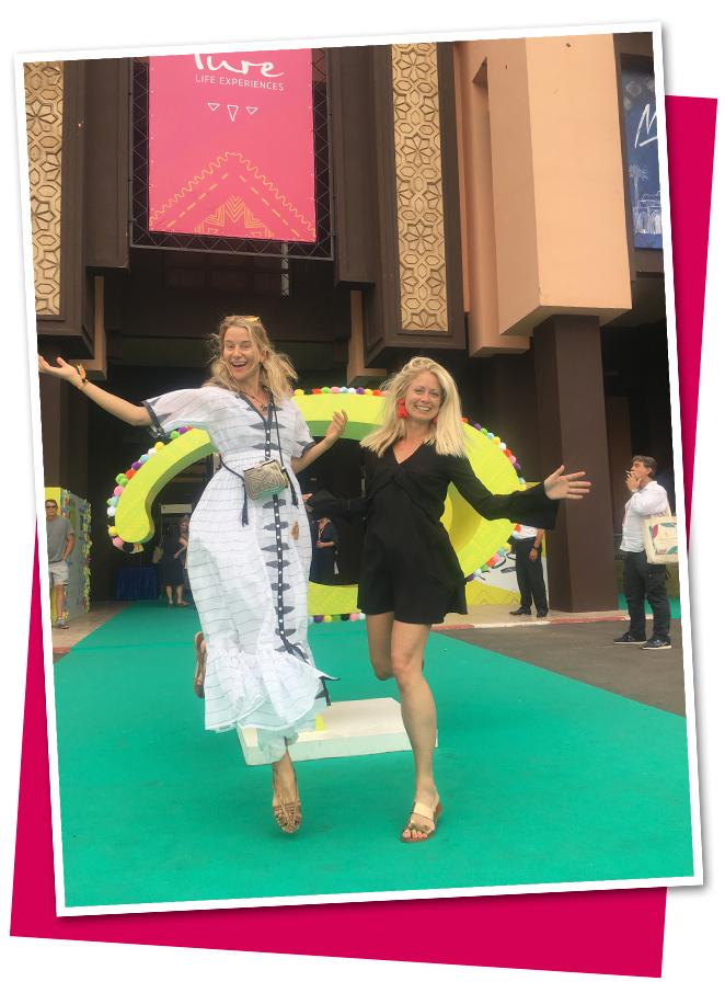 Fue hace dos años, cuando asistí por primera vez a PURE Life Experiences (una de las ferias de viajes y experiencias de lujo más importantes del mundo que tiene lugar cada Septiembre en Marrakech) cuando conocí Emma Squire, la fantástica Directora de Eventos de PURE, además de referente internacional en el mundo del viaje.