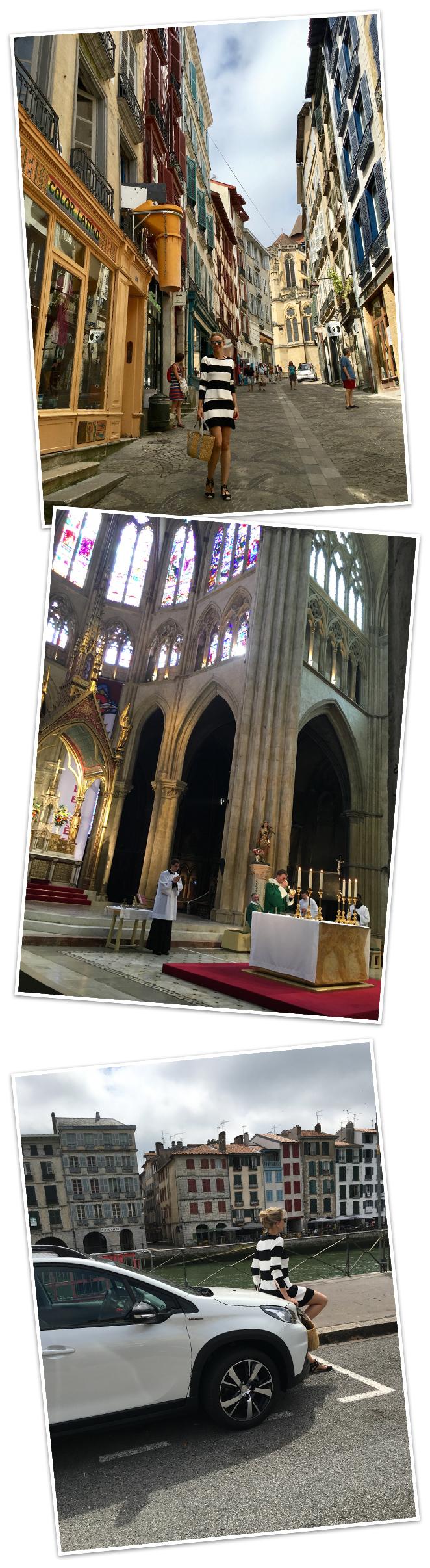 La preciosa Bayona y su catedral