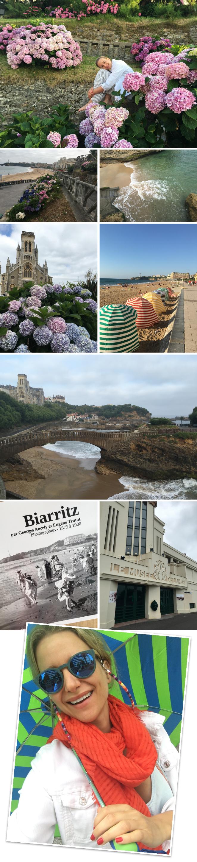 Biarritz da mucho de sí para hacer todo tipo de planes. Podréis disfrutar de la ciudad, la playa y también perderos por el campo. Para los amantes del surf éste también es un destino muy apetecible. Eso sí, en la maleta no hay que olvidarse de meter un jersey y chubasquero porque lo necesitareis seguro!!