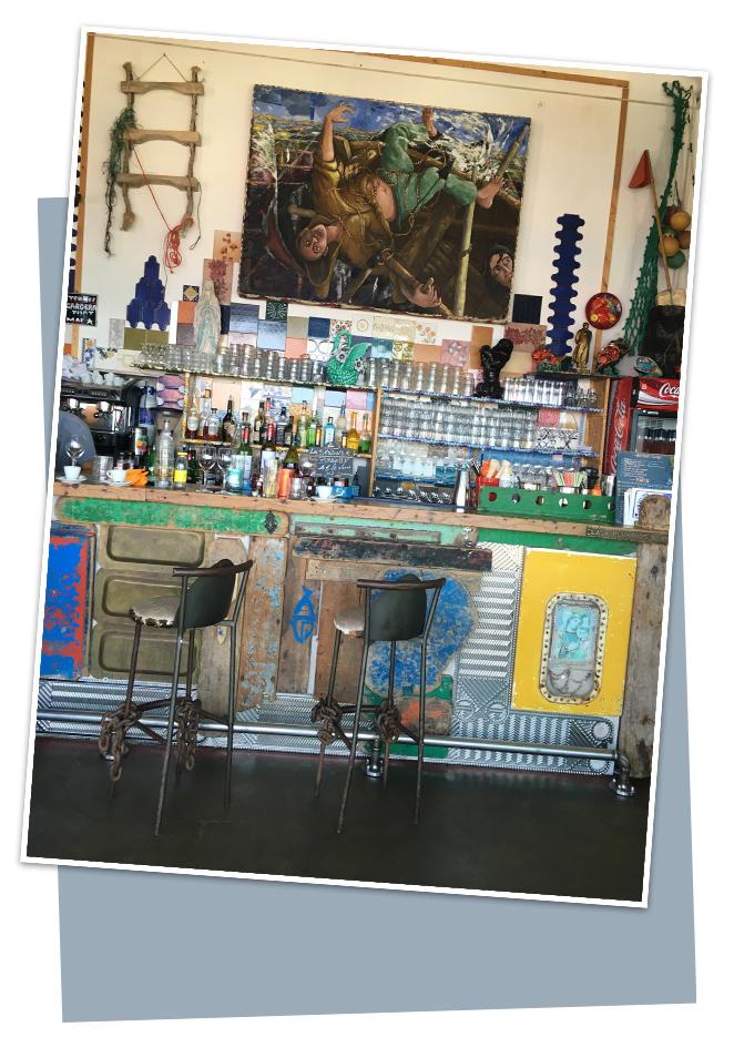 Guétary donde podéis comer en el restaurante de tapas Kostaldea