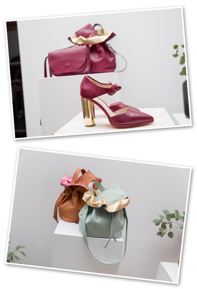 La recién lanzada firma Studio Philocalyque presenta una colección de bolsos y zapatos con diseños especiales e innovadores.