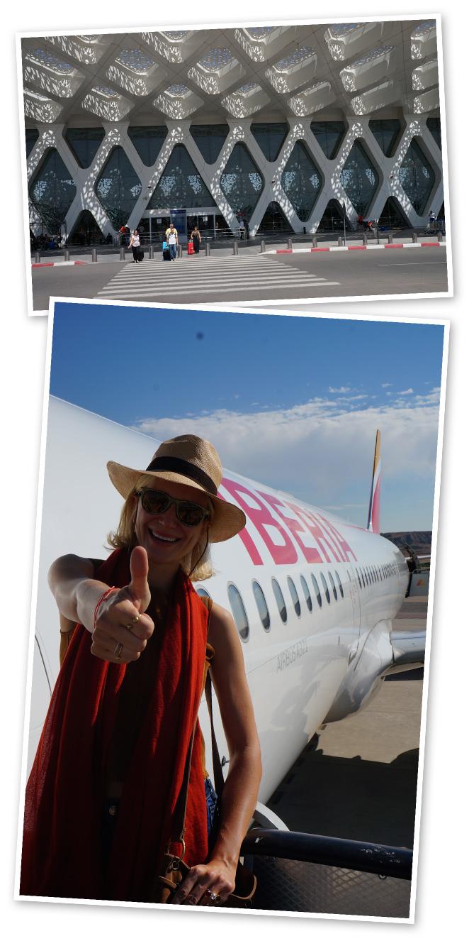 Siempre que llego al aeropuerto de Marrakech y elijo el Hotel La Mamounia para alojarme, me espera una persona enviada por el hotel para agilizar el paso por inmigración y ocuparse de la recogida de maletas… ¡esto si que es un verdadero lujo!
