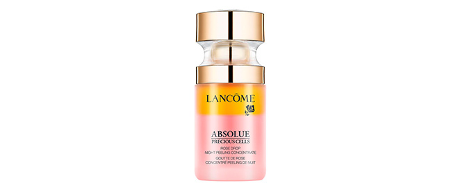 Absolue Precious Cells Rose Drop Night Peeling Concentrate de Lancôme
