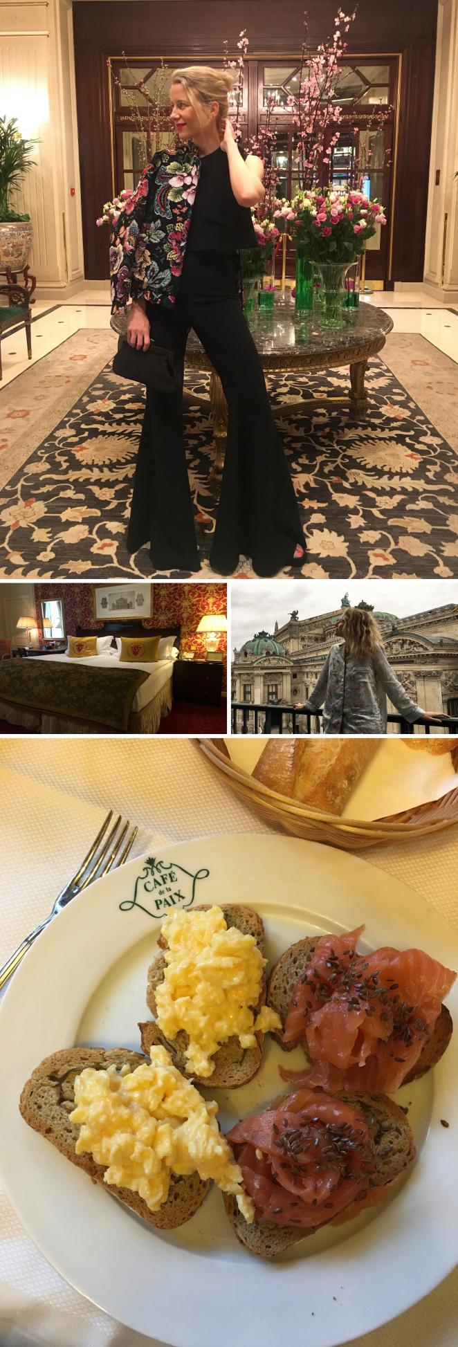 Hotel Intercontinental de París