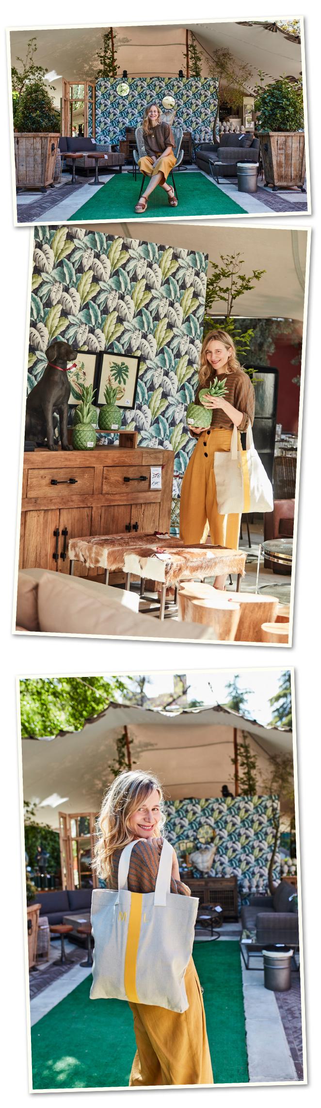 El mercadillo de Hanbel estará abierto en Madrid hasta el 3 de junio, de 11 a 20 horas (incluidos los festivos). Y, entre compra y compra, podréis disfrutar de un aperitivo o un café en la terraza… ¡ideal para cargar pilas y seguir inspirándose en el universo de la decoración de Hanbel!