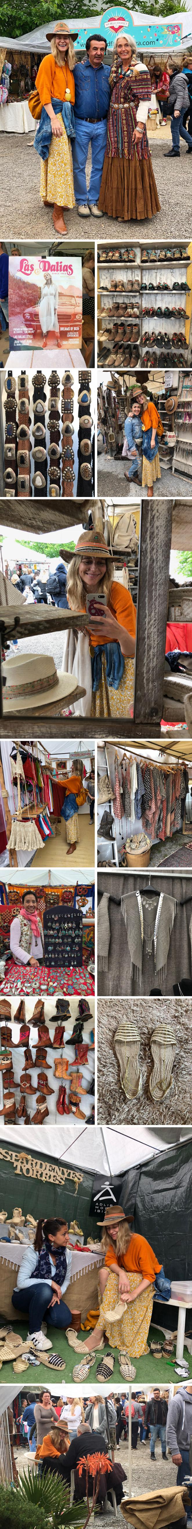 Para hacer un shopping auténtico, lo mejor es ir el sábado al Mercadillo Hippy de Las Dalias donde encontraréis la mejor selección de productos de artesanía de moda, arte, belleza, gastronomía, música e incluso pueden también hasta leerte la mano si te inquieta tu futuro