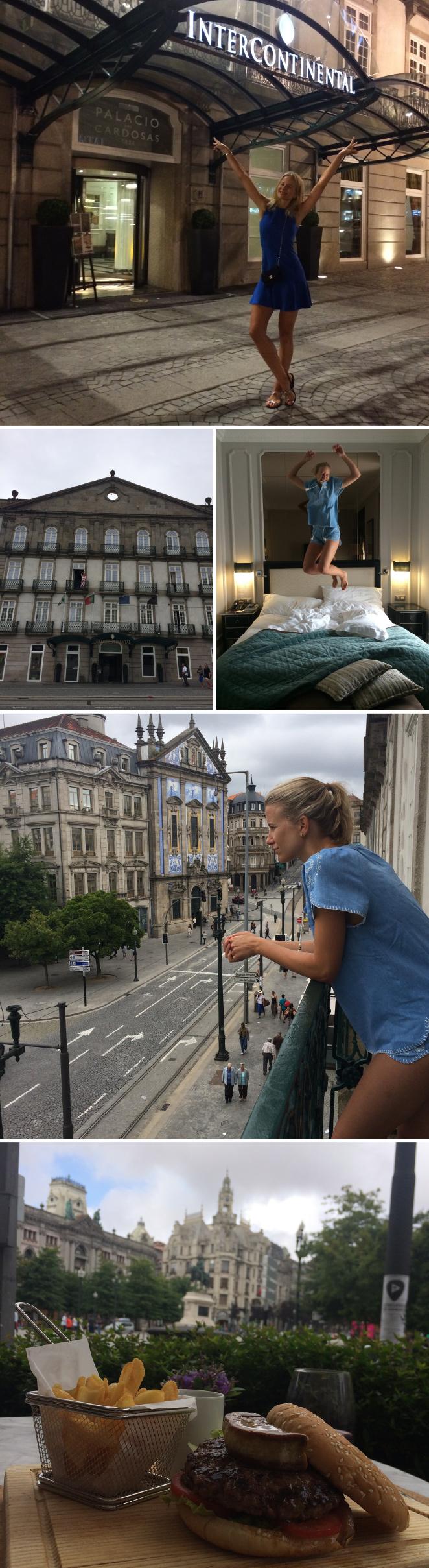 Hotel Intercontinental Oporto