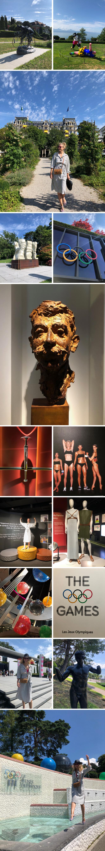 El Museo Olímpico es uno de los reclamos culturales más importantes de Lausana. Allí podréis empaparos de toda la historia de los Juegos Olímpicos que el aristócrata francés Pierre de Coubertin se encargó de reavivar en 1895 después de haber sido creados en la Antigua Grecia en honor al dios Zeus.