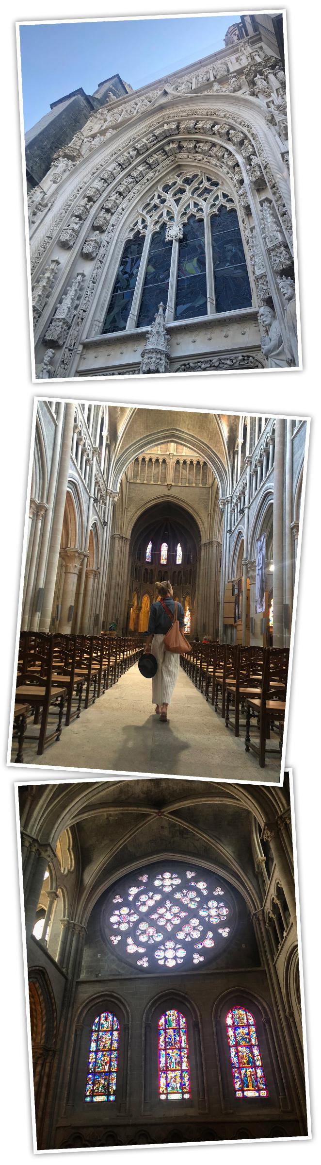 La imponente Catedral es otra de las visitas obligadas de esta ciudad. Justo al lado, hay un mirador con espectaculares vistas, perfecto para sacar la cámara e inmortalizar la imagen del lugar.