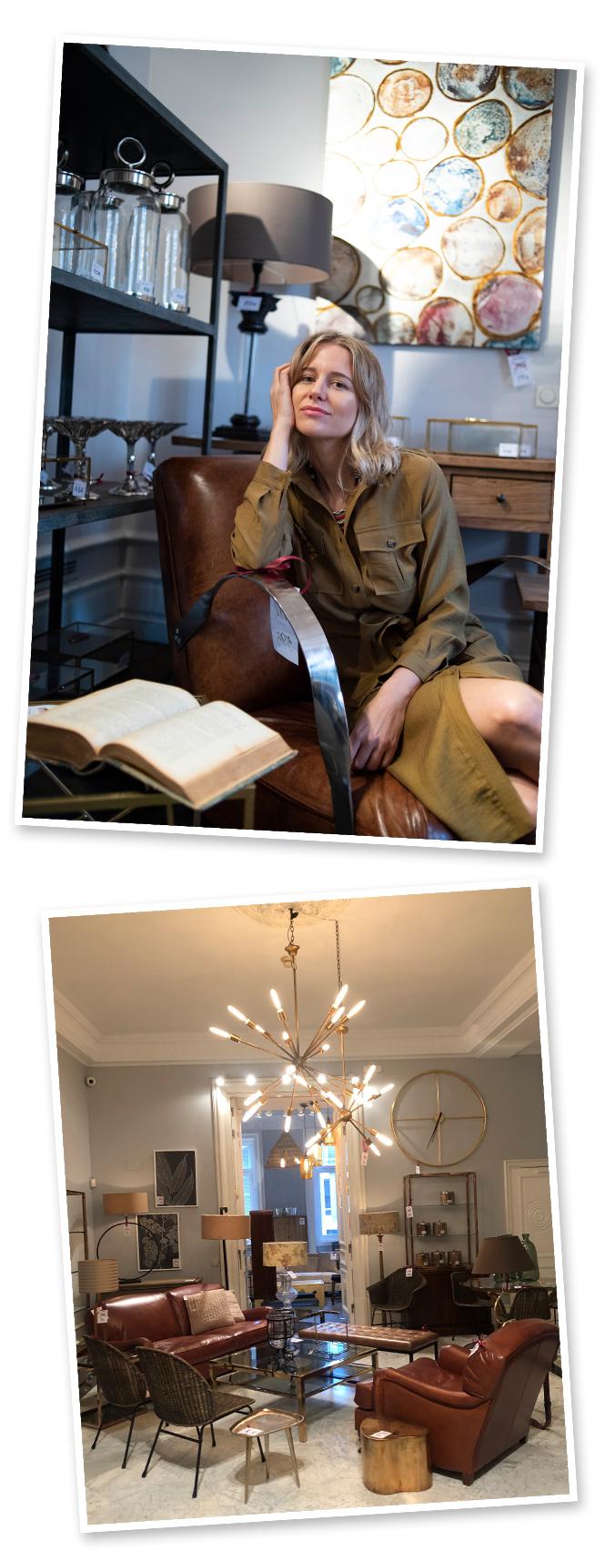 ¿Y qué me decís de las butacas? Son ideales para una tarde de buena lectura, arropada con una manta suave de lana y recostada en un cojín mullido. Y si a todo eso se suma el aroma único de una de las velas de Hanbel, el resultado es directamente el paraíso.