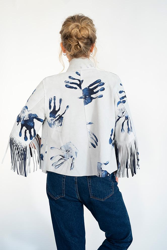 Llega la colección María de Leon Cápsula - Modelos manos