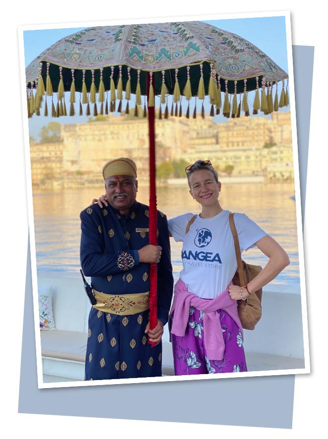 Los detalles de mi recorrido los podréis descubrir en los posts que he publicado en el blog de PANGEA, considerada como la tienda de viajes más grande del mundo y la cual ha diseñado y organizado fantásticamente bien mi viaje a la India.