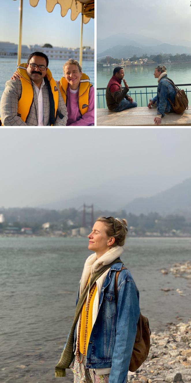 Pues bien, comienzo dando algunas pinceladas filosóficas de lo que más me ha atraído del pensamiento y comportamiento hindú tras lo aprendido en este viaje en el que he tenido los ojos bien abiertos y los oídos muy atentos para escuchar lo que me iban contando los fabulosos guías que me han acompañado durante mi periplo.