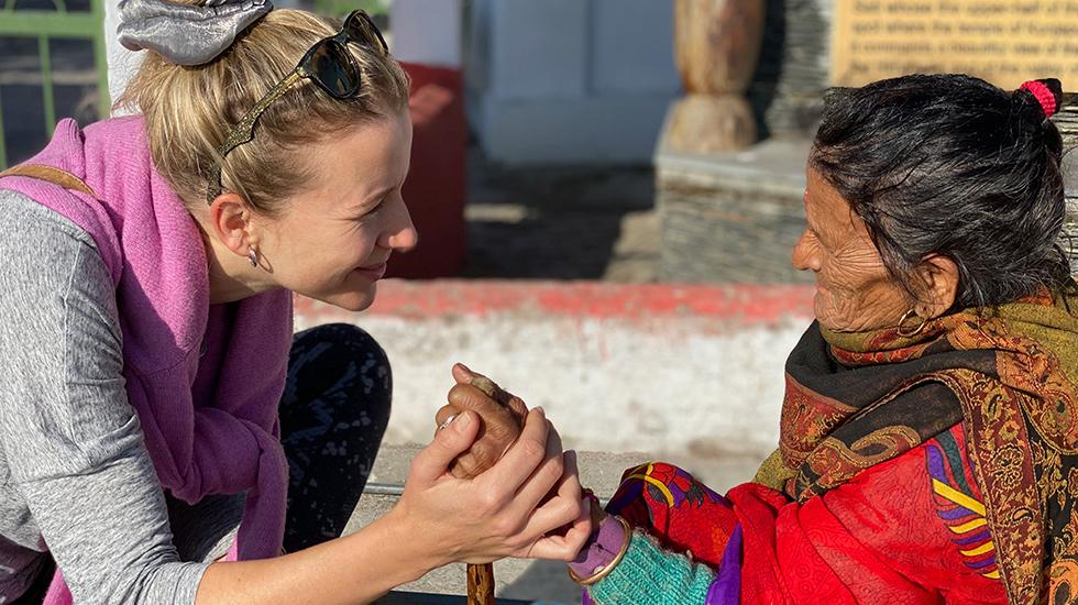Un viaje a India, una buena lección de valores