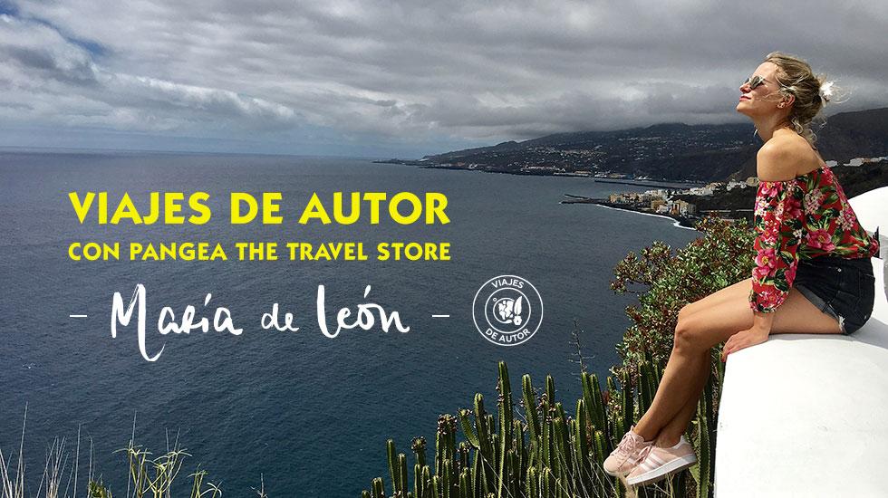 Viajes de Autor con PANGEA Travel Store by María de León